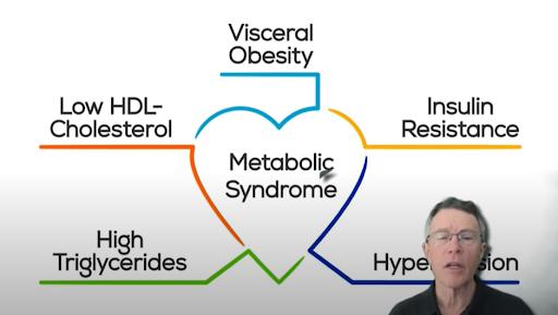 Metabolic Syndrome Diagram 1