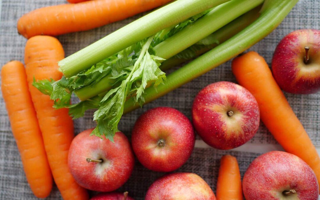 Juiced Fruit & Vegetable