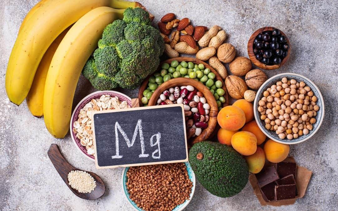 Magnesium Dietary Sources